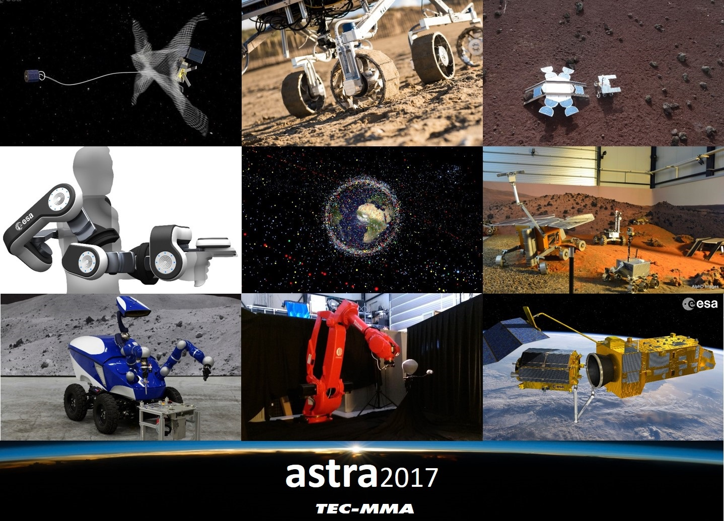 Our software engineer Stefan Kimmer is presenting his research at ASTRA