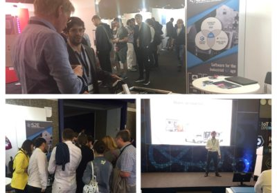 S2E participated at IOT Expo in Amsterdam